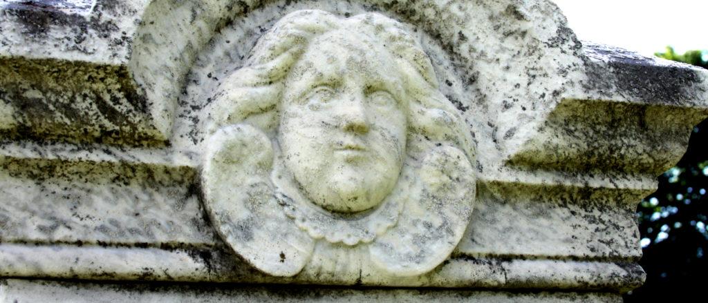Cemetery Headstone Symbols Deaths Head Funeral Help Center